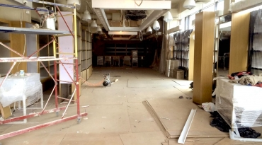 Уборка ТЦ после строительства или ремонта