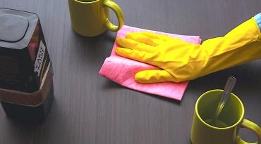 Поддерживающая уборка квартир