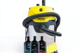Профессиональное оборудование и чистящие средства
