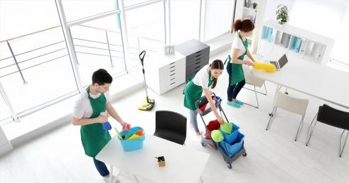 Клининговые услуги по уборке помещений
